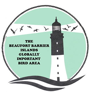 Beaufort Barrier Islands Globally Important Bird Area logo